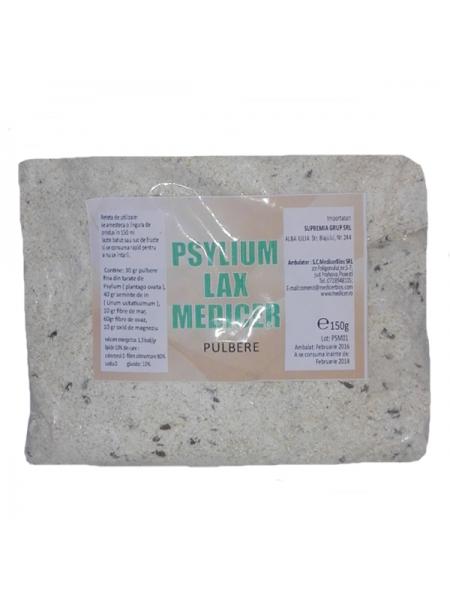 PSYLLIUM LAX MEDICER 150 grame