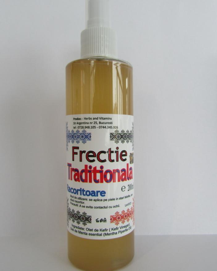 FRECTIE TRADITIONALA 250 ML