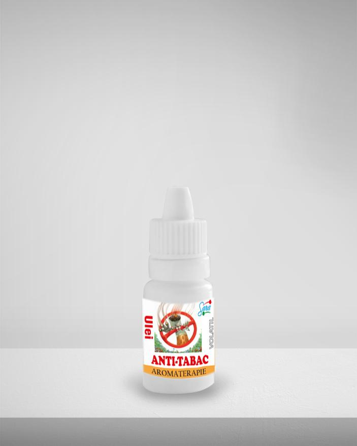 ULEI VOLATIL ANTITABAC 10 ML