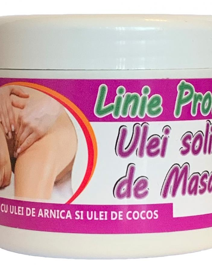Ulei Solid de Masaj, 500 ml