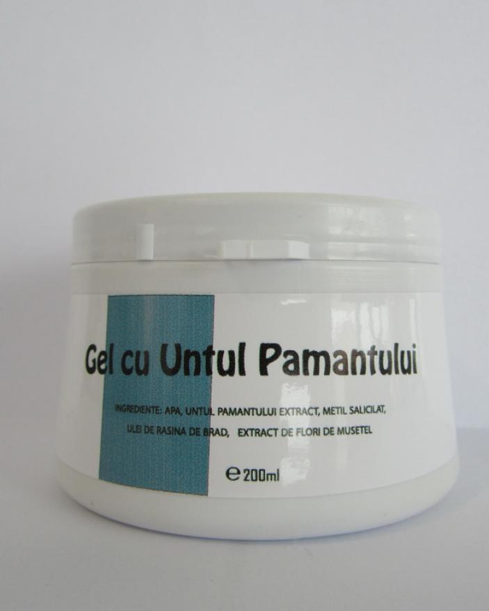 GEL CU UNTUL PAMANTULUI 200 ml