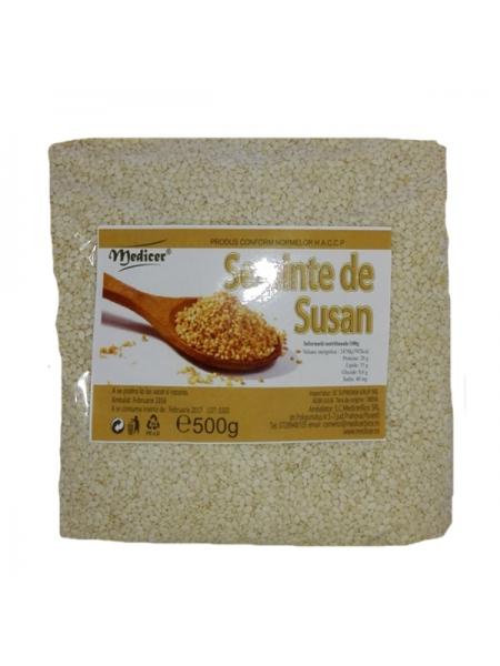 SEMINTE DE SUSAN MEDICER 500 GRAME