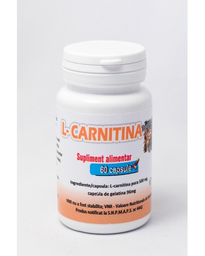 L-Carnitina Medicer 60 capsule