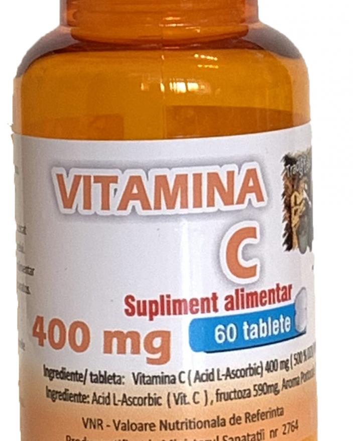 VITAMINA C 400