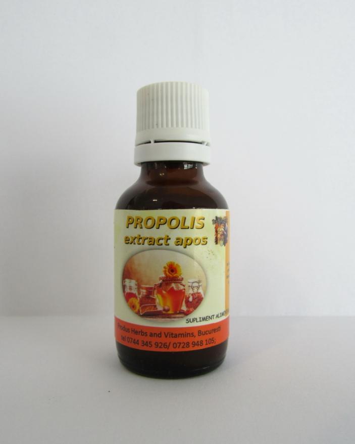 Extract apos de propolis