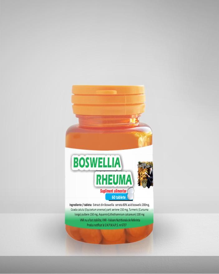 BOSWELLIA RHEUMA EXTRACT MEDICER