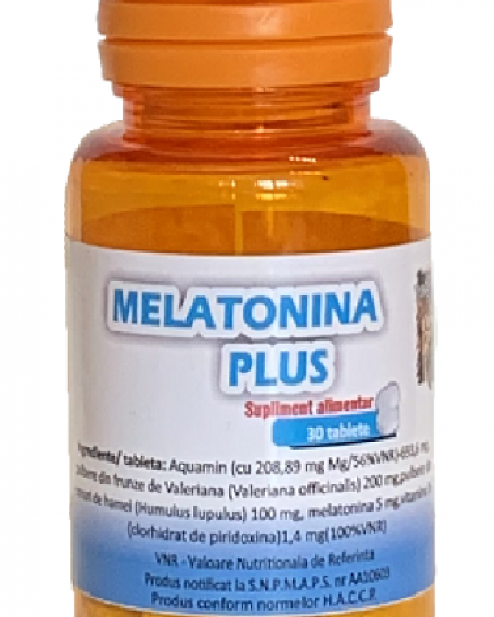 MELATONINA PLUS