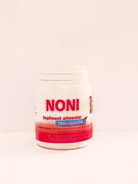 NONI 180 CAPS (Morinda Citrifolia)