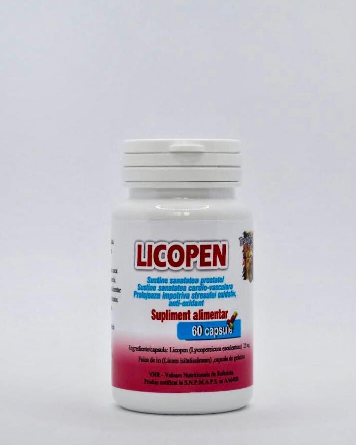 LICOPEN MEDICER 60 CAPSULE