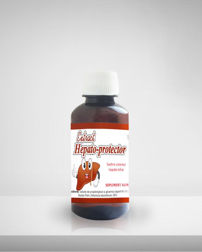 Extract hepato-protector