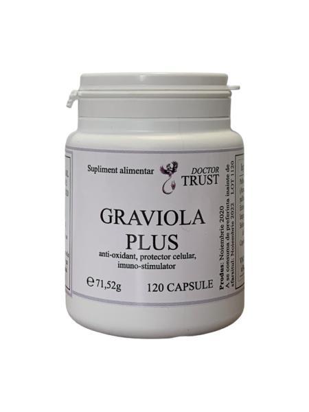 GRAVIOLA 120CPS